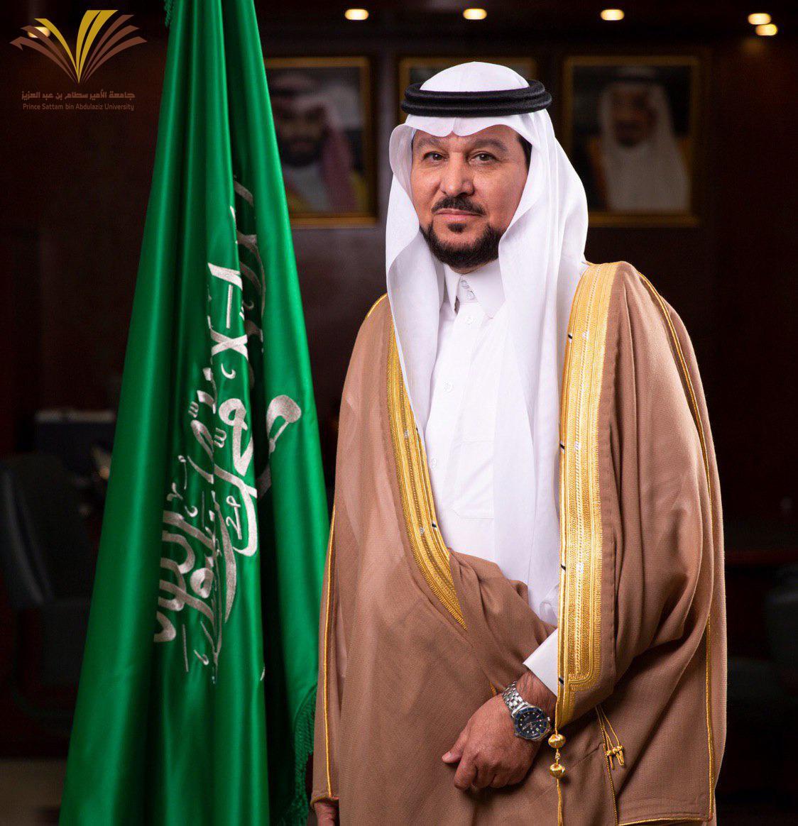 أ.د. عبد العزيز بن عبد الله الحامد مدير الجامعة