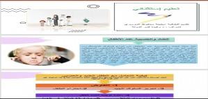 التعليم الاستثنائي ورشة عمل في كلية المجتمع بالخرج (أقسام الطالبات)