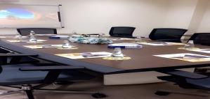 الاجتماع الأول لوكيله الجامعة لشؤون الطالبات مع عميدات ووكيلات اقسام الطالبات بكليات الجامعة للمناقشة استعدادات العام الجامعي الجديد