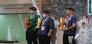 د. العصيمي يتوج الفائزين في بطولات دوري الجامعات السعودية للرياضات الإلكترونية