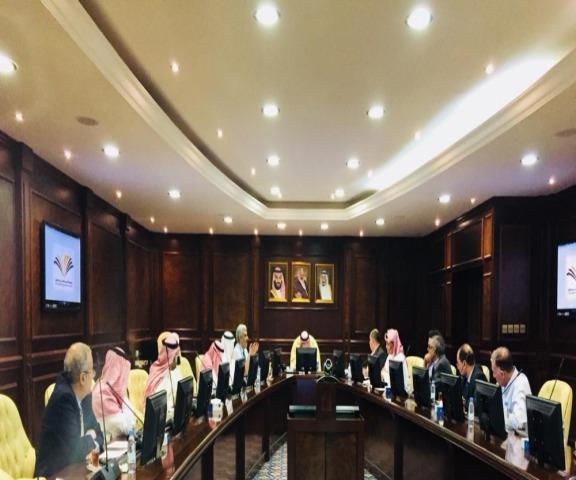 المجلس العلمي بجامعة الأمير سطام بن عبد العزيز يصدر عدد من التوصيات في جلسته الأولى للعام الجامعي 1441