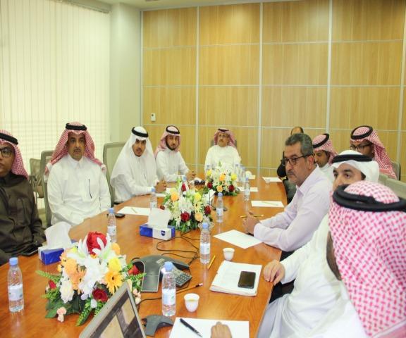 اللجنة التنفيذية للخطة الاستراتيجية تعقد اجتماعها السادس