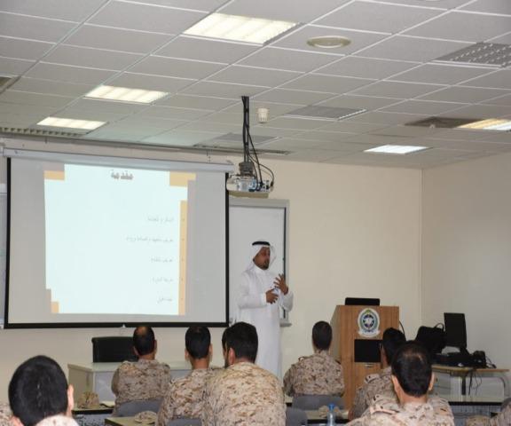 معهد البحوث يقدم دورة لمنسوبي معهد الاستخبارات