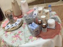 برنامج( الصحة والجمال ) في حوطة بني تميم