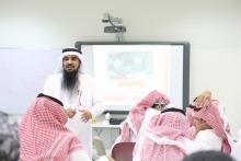 دورة تدريبية ضمن مشروع نحو جامعة واعية (3)