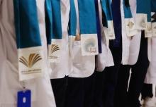 كلية الصيدلة ممثلة بنادي بيطار تشارك في الأسبوع الوطني واليوم الخليجي للموهبة