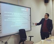 نادي نزاهة ينظم محاضرة علمية بعنوان : الرقابة المالية ودورها في مكافحة الفساد