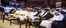 بحضور رجال المال والأعمال .. مدير جامعة الأمير سطّام بن عبد العزيز يدشن مبادرة ريادة الأعمال (رواد)