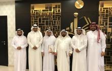 معهد البحوث والخدمات والاستشارية والجمعية السعودية للموارد البشرية (بشر) يوقعان اتفاقية تعاون وشراكة