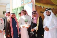 وكالة جامعة الأمير سطام بن عبدالعزيز للفروع تشارك باحتفاء لجنة التنمية الإجتماعية بالقويز باليوم العالمي لذوي الإعاقة