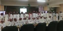 قسم الدراسات الإسلامية بكلية العلوم والدراسات الانسانية ينظم لقاءاً تعريفياً بطلاب القسم المستجدين للعام الدراسي ١٤٤١هـ