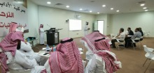 """ورشة عمل """" إدارة الأداء الوظيفي"""" بوكالة جامعة الأمير سطام بن عبدالعزيز للفروع"""