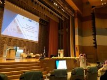 أمير الرياض يكرم جامعة الأمير سطام لمشاركتها الفاعلة في حملة التوفير والادخار .