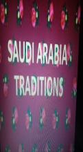 طالبات التحضيرية(شطر الطالبات) يُقمن ركنًا تعريفيًا بحضارة السعودية ودولة الصين