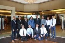 مشاركة متميزة لطلاب كلية الطب في برنامج التدريب الصيفي في الجامعة الطبية الدولية بماليزيا