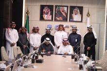 اتفاقية تعاون مشترك بين جامعة الأمير سطّام والهيئة السعودية للمهندسين السعوديين