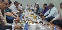 وكالة جامعة الأمير سطام بن عبدالعزيز للفروع تقيم إفطاراً جماعياً لمنسوبيها