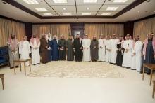 إدارة العلاقات العامة والإعلام تنظم زيارة لجامعة الملك سعود يرافقهم عدد من مسؤولي الإعلام بالكليات والعمادات.