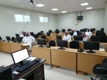 كلية التربية بوادي الدواسر تقيم دورة تدريبية لتنمية المهارات الحاسوبية لدى موظفي كليات وادي الدواسر والسليل