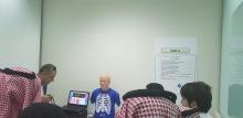 التحضيرية تنظم زيارة طلاب البرنامج الصيفي للغة الإنجليزية للمرحلة الثانوية لكليتي : الطب البشري وكلية هندسة وعلوم الحاسب