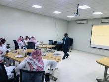 كلية التربية بوادي الدواسر تقيم دورة تدريبية للمرشدين الطلابيين بالمدارس الإبتدائية