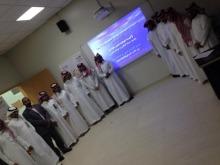 ورشة تدريبية للطلاب بعنوان (البوابة الوطنية للعمل) بكلية التربية بوادي الدواسر