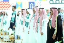 محافظ وادي الدواسر يشهد احتفاء وكالة جامعة الأمير سطام بن عبدالعزيز باليوم الوطني89