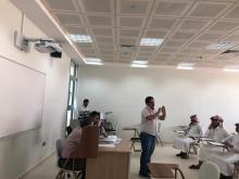 وحدة التدريب الميداني في كلية الهندسة بوادي الدواسر تعقد لقاء لتهيئة طلاب التدريب الميداني