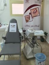 كلية طب الأسنان تشارك في برنامج بطاقة الفلورايد والحشوات الوقائية بمحافظة الخرج