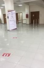 كلية التربية بالخرج تستعد لتسليم وثائق خريجاتها