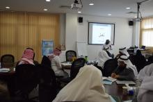 """بدء فعاليات البرنامج التدريبي """"تمكين القيادات"""" المقدم من مركز دراسات القيادة"""