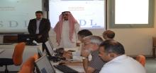الرشود يفتتح ورشة استخدام قواعد البيانات الطبية في مقر المكتبة المركزية