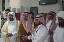 محافظ حوطة بني تميم يدشن ملتقى رجال الأعمال بكلية إدارة الأعمال بحوطة بني تميم