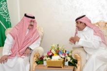 الأمير عبد العزيز بن سطام يزور جامعة الأمير سطَام بن عبد العزيز