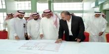 مدير جامعة الأمير سّطام يتفقد كليات الجامعة في محافظة وادي الدواسر