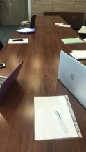 استعدادات كلية التربية بالدلم للتحكيم الداخلي في الملتقى العلمي الثالث
