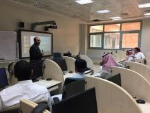 كلية العلوم والدراسات الإنسانية بالخرج تقيم ورشة عمل بعنوان آليات وأخلاقيات البحث العلمي