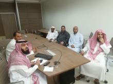 """الملتقى العلمي لقسم الدراسات الإسلامية عن """"أثر الثقافة الإسلامية في تحقيق السلم المجتمعي"""" بوادي الدواسر"""