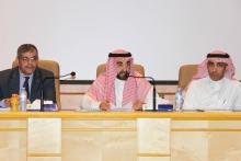 الاجتماع الأول لوكلاء ومنسقي التطوير الجودة بالجامعة