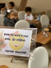 قسم اللغة الإنجليزية يستضيف مدارس الشرق الأوسط العالمية