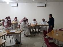 """نادي الهندسة بوادي الدواسر يقيم دورة بعنوان """"حدد مشروعك"""""""