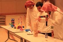 """طلاب الملتقى الصيفي يقيمون برنامجاً ترفيهياً لأبناء جمعية """"إنسان"""""""