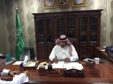 د. عبدالله بن محمد الصقر وكيل الجامعة للفروع المكلف ضيفًا على صحيفة جامعتي