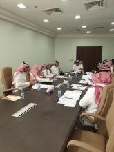الدكتور الخضاري رئيساً للمجلس الاستشاري لكلية الآداب والعلوم بوادي الدواسر