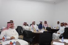 كلية المجتمع بالخرج تقيم دورة تدريبية لمنسوبي مديرية الزارعة