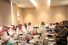 معهد البحوث والخدمات الاستشارية بجامعة سطام يبحث آفاق التعاون في الأمن والسلامة مع عدد من الجامعات والمؤسسات السعودية والدفاع المدني