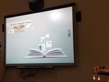"""""""Cursive Writing""""فعالية بعمادة السنة التحضيرية/شطر الطالبات"""