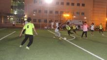 انطلاق مباريات بطولة سداسيات كرة القدم بالملتقى الصيفي