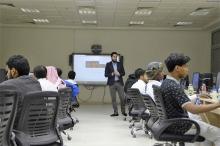 """نادي الإسكان الطلابي ينظم دورة """"تطبيقات google للطالب الجامعي"""""""