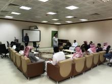 كلية العلوم والدراسات الانسانية بالخرج تنظم ورشة تدريبية حول الأبحاث في العلوم الانسانية